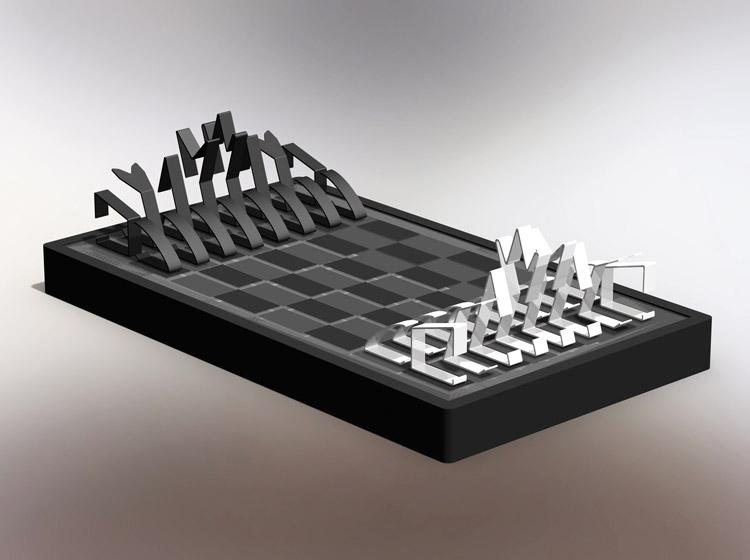 Dennis Weijens Chess Game
